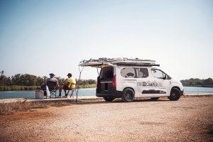 Alquila tu furgoneta miniCamper o miniCamper XL y vive una aventura diferente e irrepetible