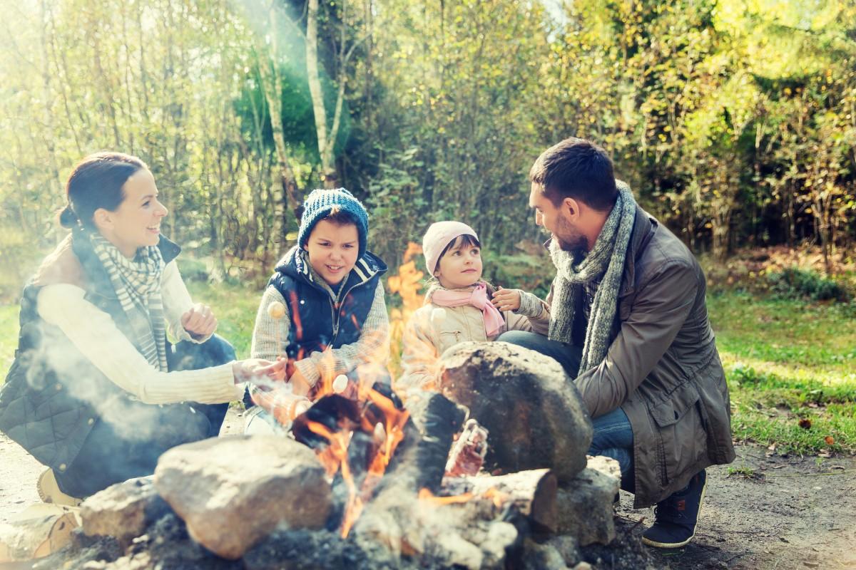 Turismo de aventura y supervivencia en familia